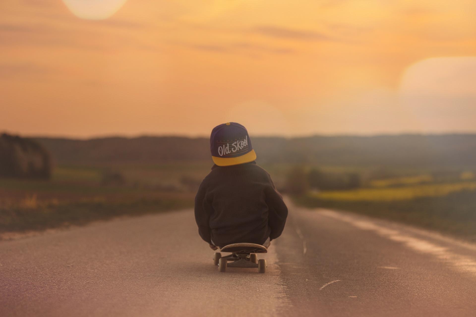 actividad extraescolar Skateboard