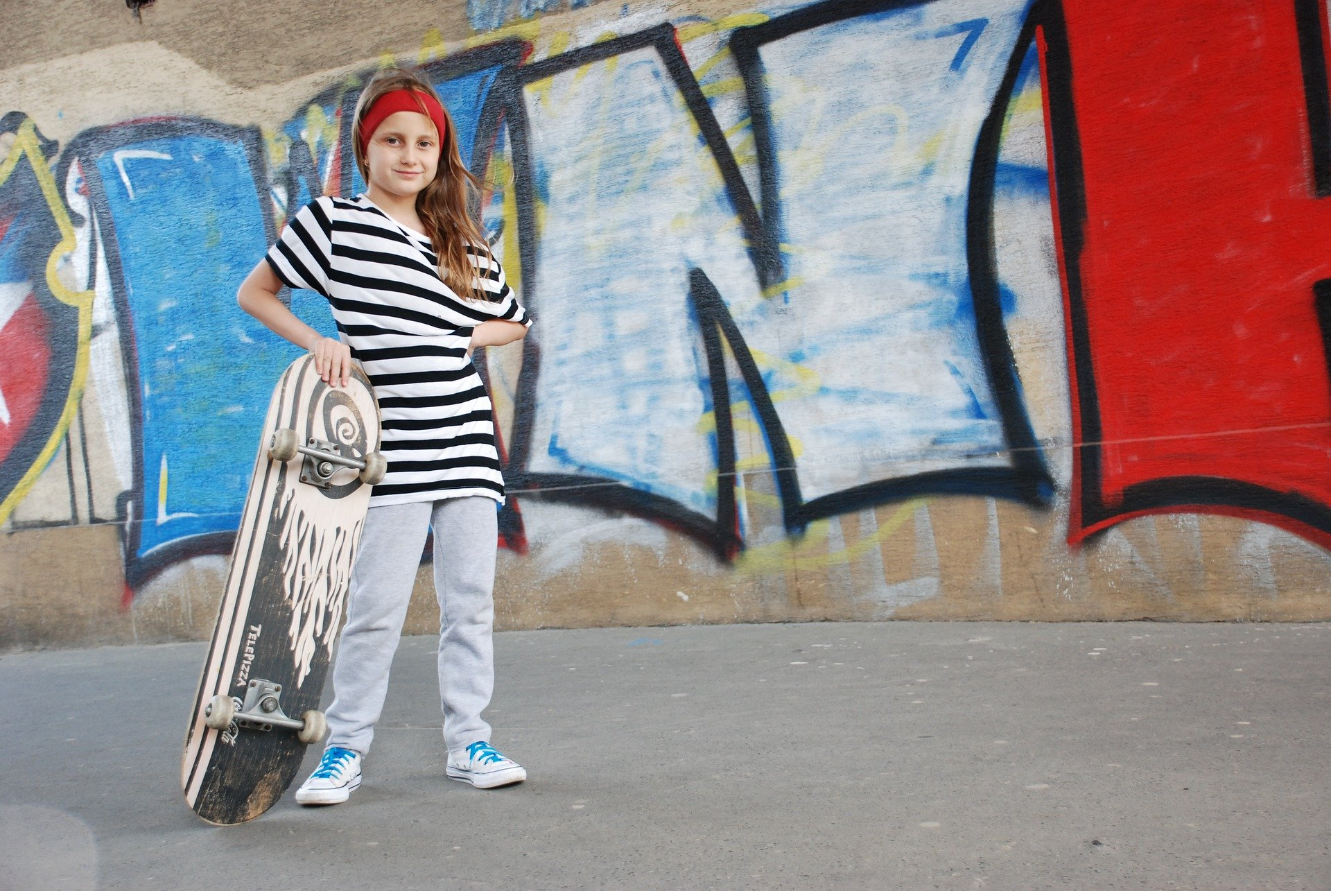 actividades extraescolares madrid skateboard
