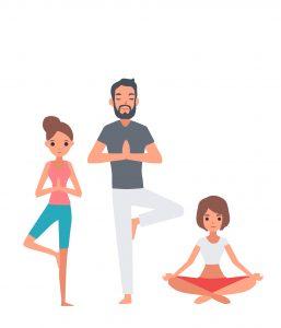 Actividades extraescolares en familia