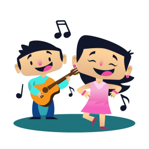 musica extraescolar para niños